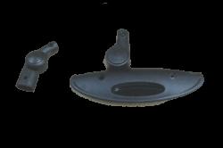Регуляторы капюшона и подножки